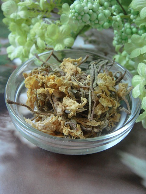 有機月見草花茶 | Organic Evening Primrose herbal tea